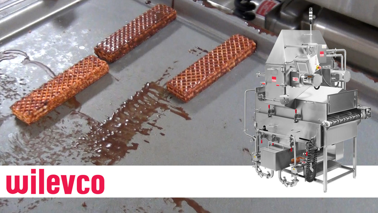 WILEVCO VIDEO - CHOCOLATE WAFERS