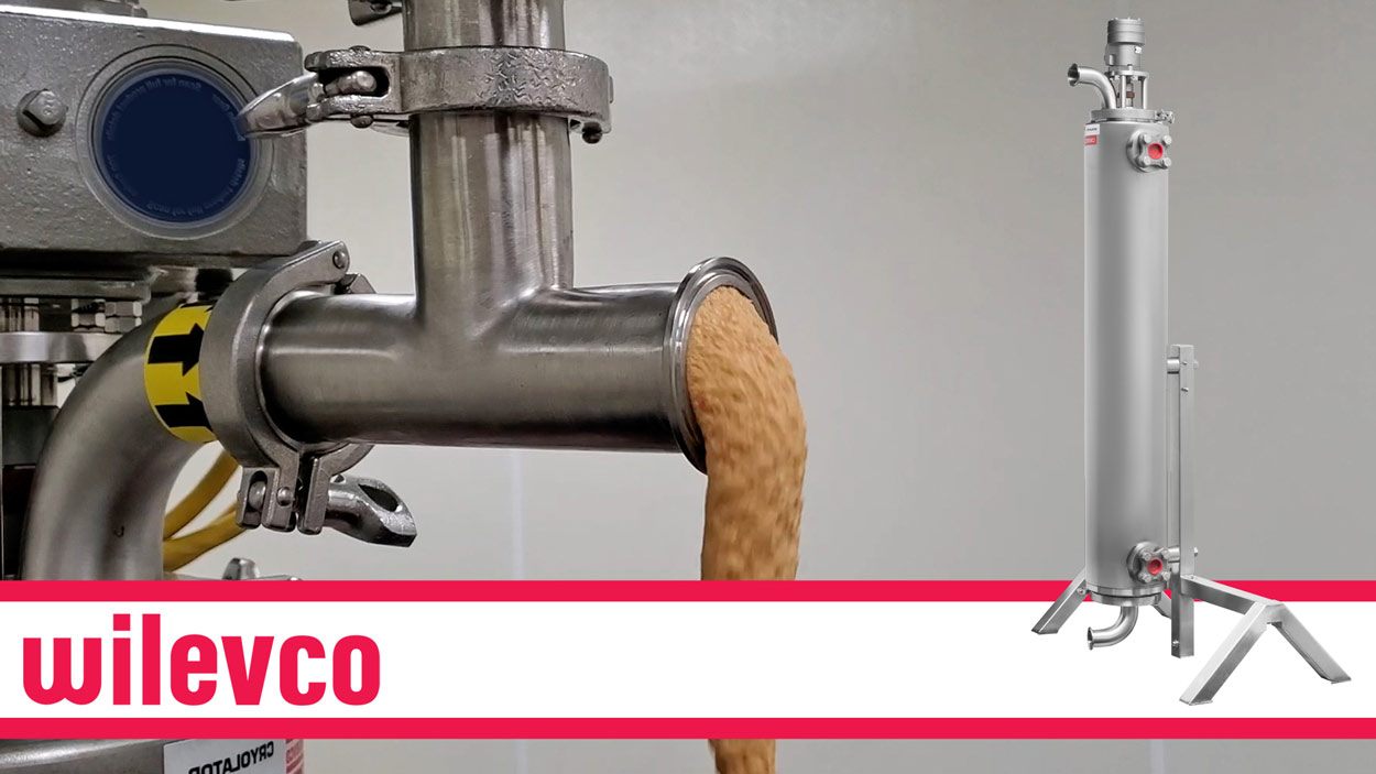 WILEVCO VIDEO - COOLING RED PEPPER HUMMUS