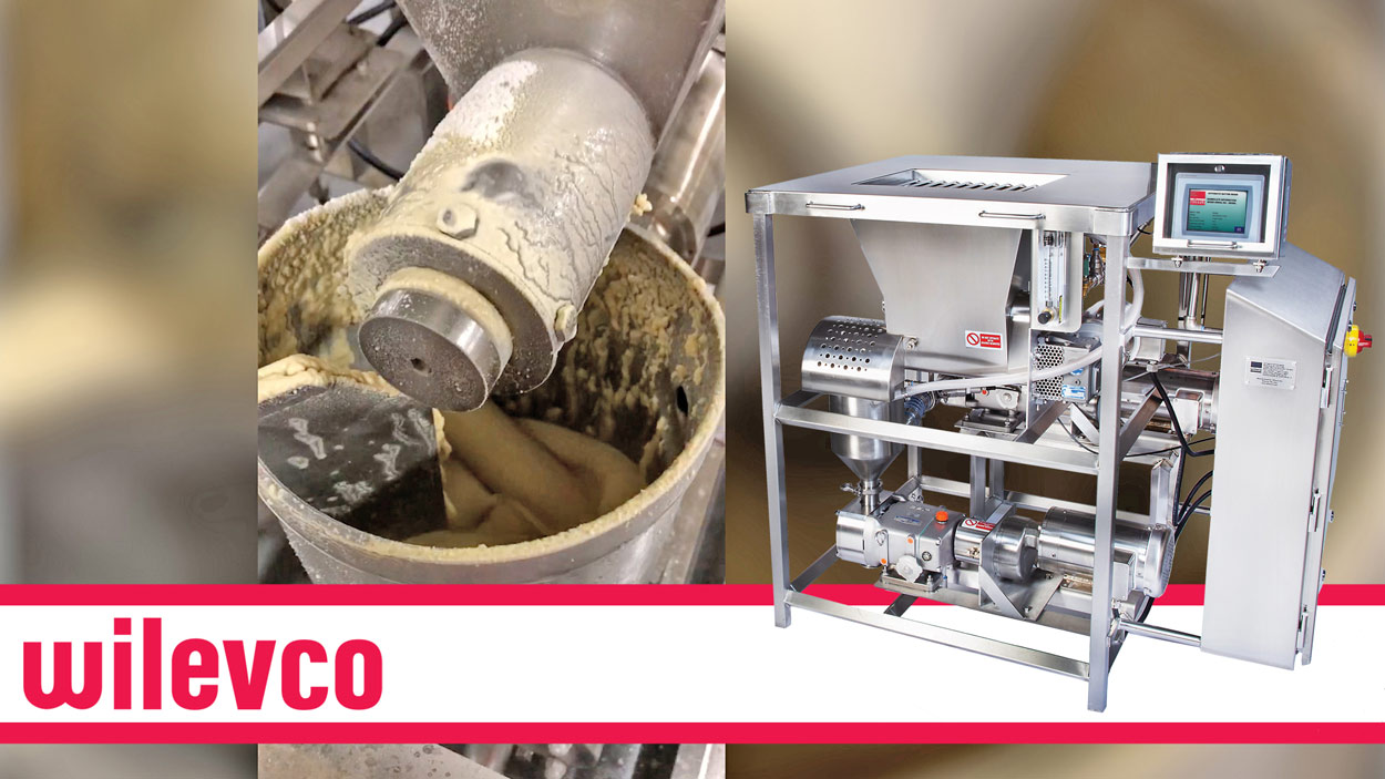 WILEVCO VIDEO - FISH STICKS BATTER MIXING