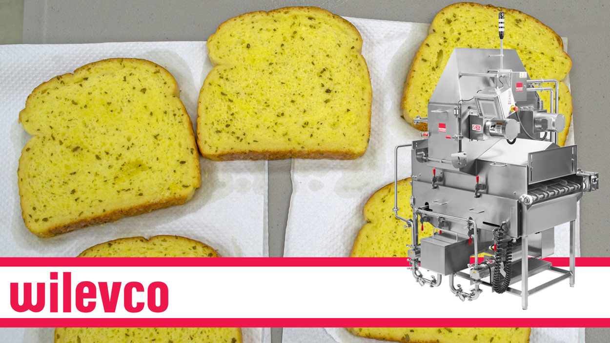 WILEVCO VIDEOS - HERB BUTTER ON BREAD