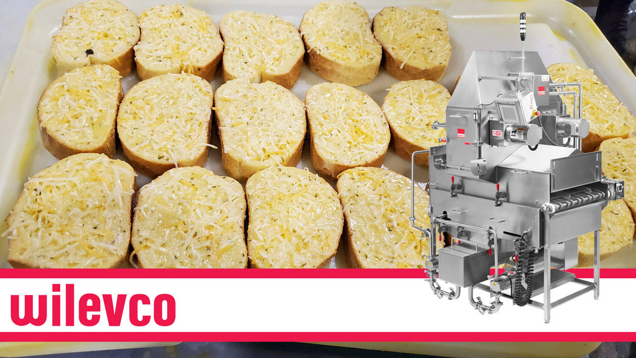 WILEVCO VIDEO - HERB BUTTER ON CHEESE TOAST