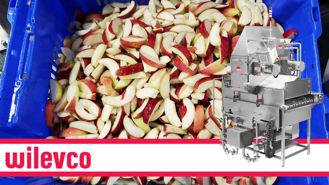 WILEVCO VIDEO - NATURESEAL ON APPLE SLICES