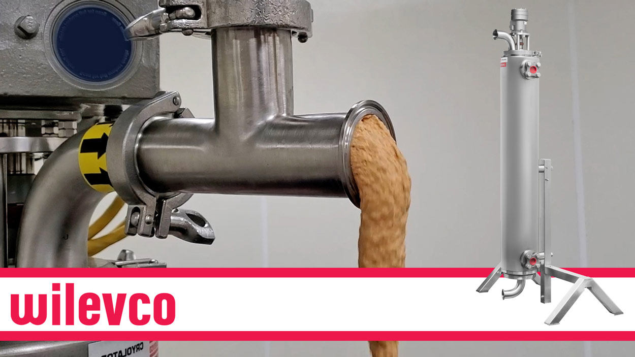 WILEVCO VIDEO - TEMPERATURE CONTROL FOR THICK BATTERS