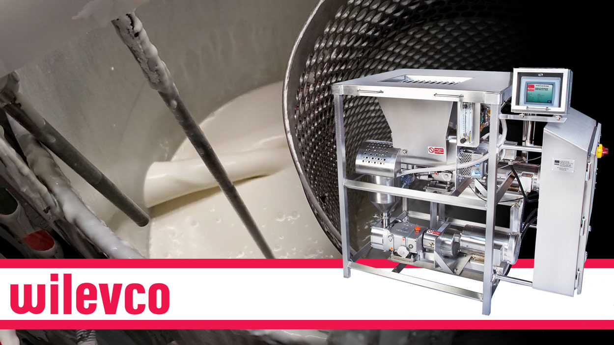 WILEVCO VIDEO - VISCOSITY CONTROL IN A CHICKEN PLANT